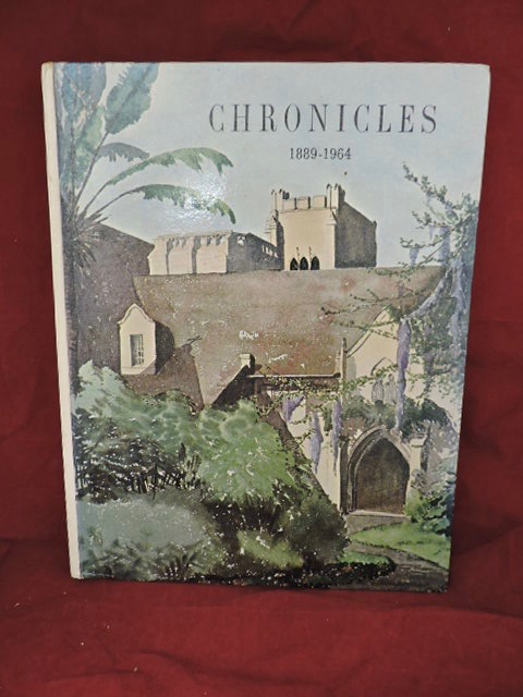 Chronicles; 1889-1964