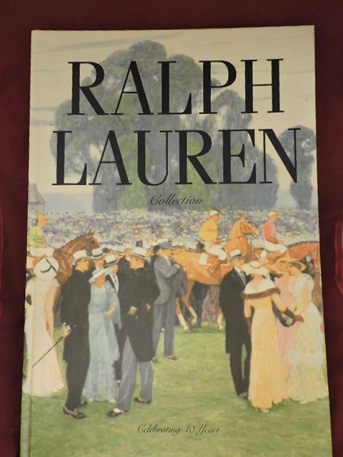 Ralph Lauren Collection; Celebrating Forty years