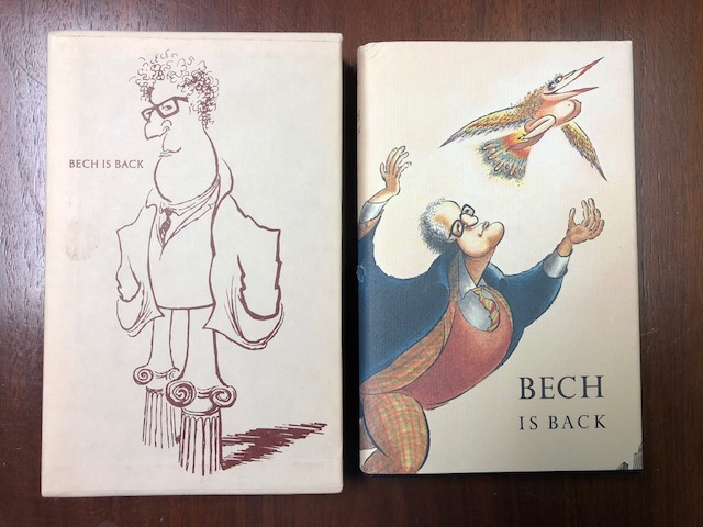 Bech Is Back. Updike.
