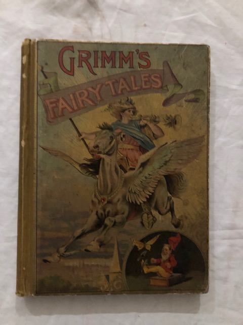 Grimm's Fairy Tales. The Brothers Grimm.