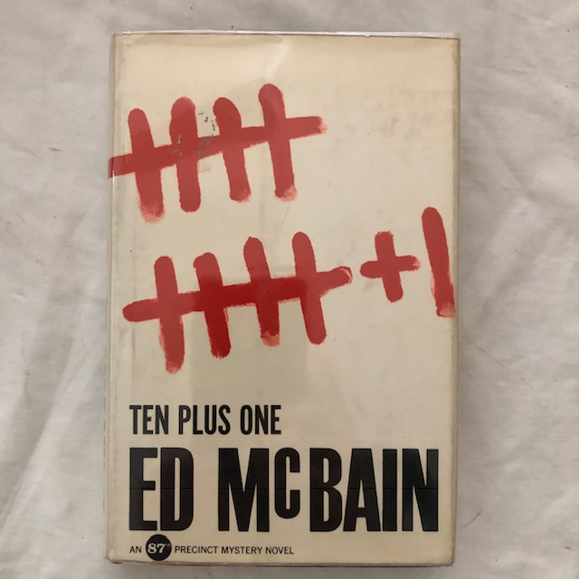 Ten Plus One. Ed McBain.