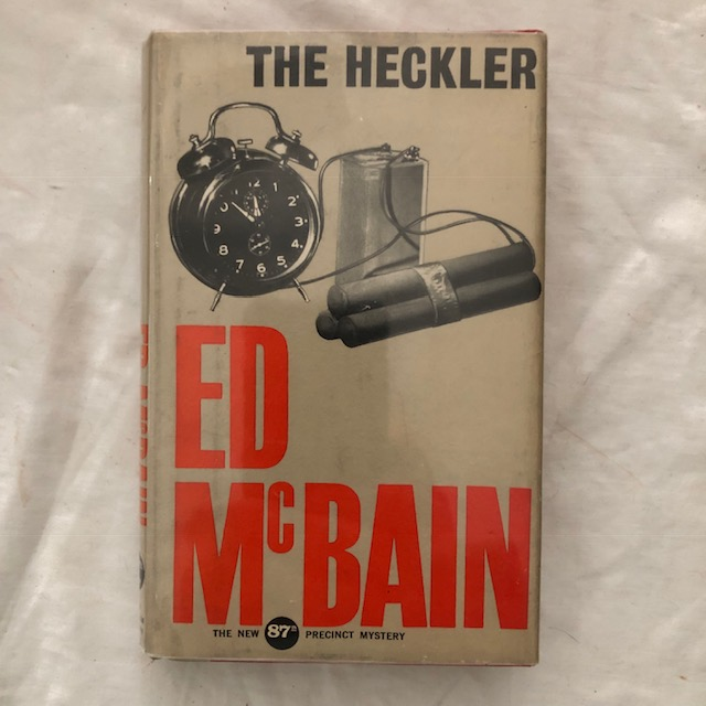 The Heckler. Ed McBain.