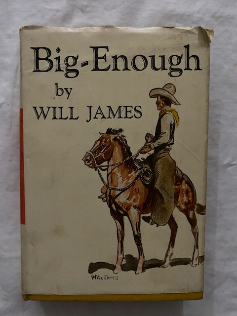 Big-Enough (two signatures). Will James.