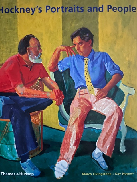 Hockney's Portraits and People. Marco Livingstone, Kay Heymer.