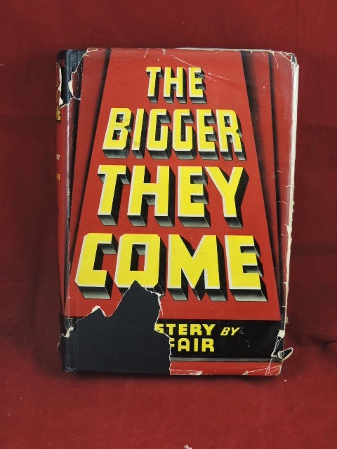 The Bigger They Come. Erle Stanley as Fair Gardner, A. A.