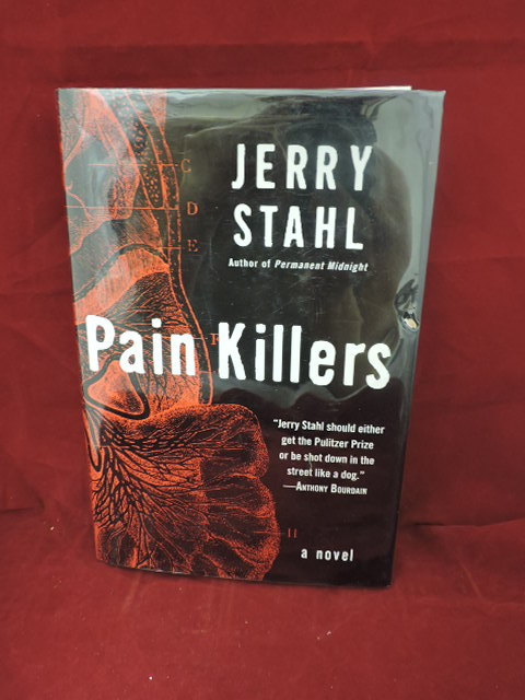 Pain Killers. Jerry Stahl.