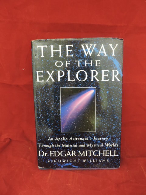 The Way Of The Explorer. Edgar Michell.