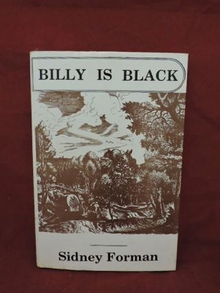Billy Is Black. Sidney Forman