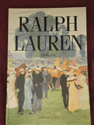 Ralph Lauren Collection; Celebrating 40 years
