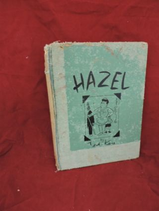 Hazel. Ted Key