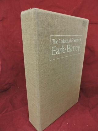 The Collected Poems of Earle Birney Two Volumes. Earle Birney