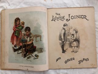 The Little Joiner and Other Stories (Little Workers Series)