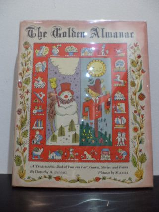 The Golden Almanac. Dorothy Bennett