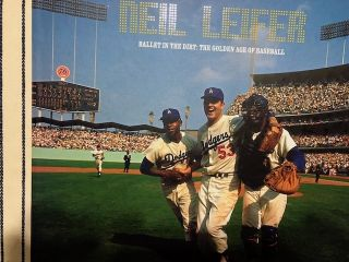 Neil Leifer: Ballet in the Dirt. Kroll. Eric.