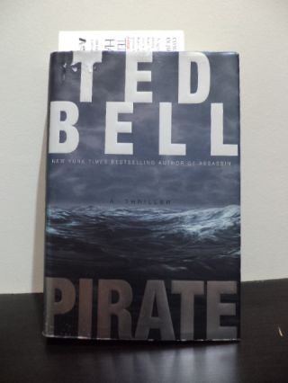 Pirate. Ted Bell