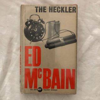 The Heckler. Ed McBain