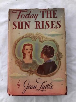 Today The Sun Rises. Jean Lyttle