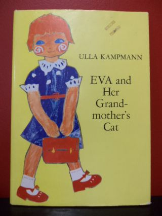 Eva and Her Grandmother's Cat. Ulla Kampmann