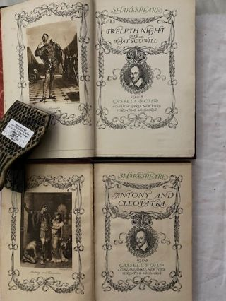 The Century Shakespeare (complete set 40 volumes)