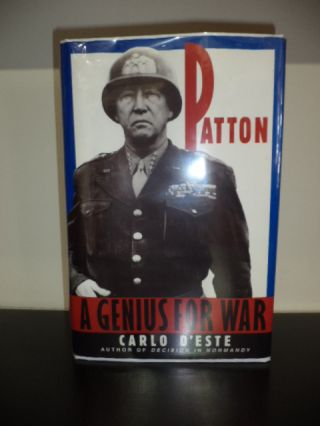 Patton A Genius for War. Carlo D'Este