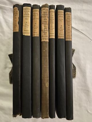 Various Titles (set of seven