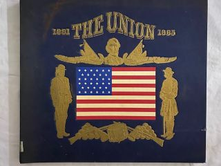 The Union; The Confederacy (two volumes set with two 33 1/3 vinyl records)