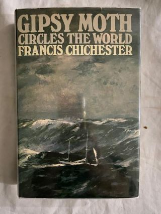 Gipsy Moth; Circles The World. Francis Chichester