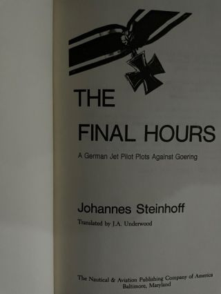 The Final Hours