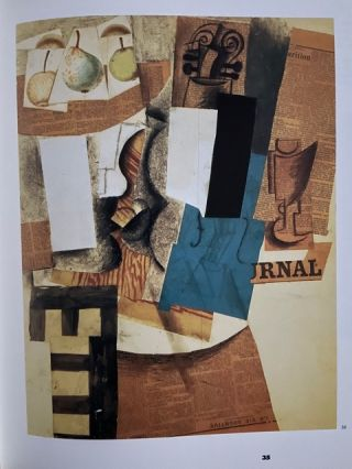Collage, Assemblage, and the Found Object