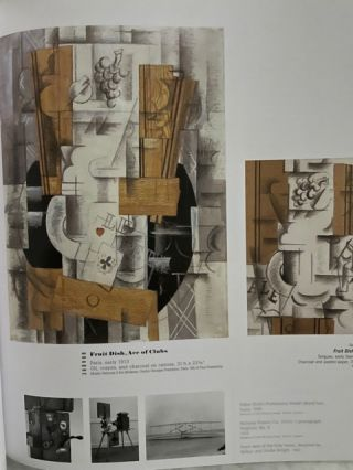 Picasso, Braque and Early Film in Cubism