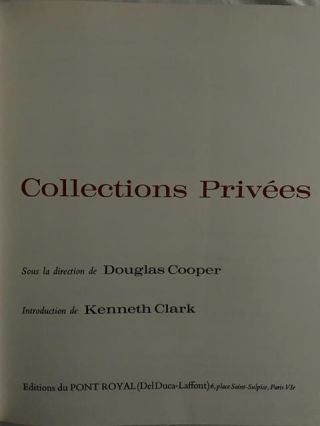 Les Grandes Collections Privees