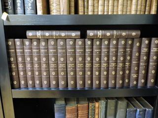 The Life of Napoleon Bonaparte with the Memoirs of Bourienne, Junot and Tallyrand. Twenty-one volume Set