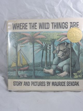 Where The Wild Things Are. Maurice Sendak.