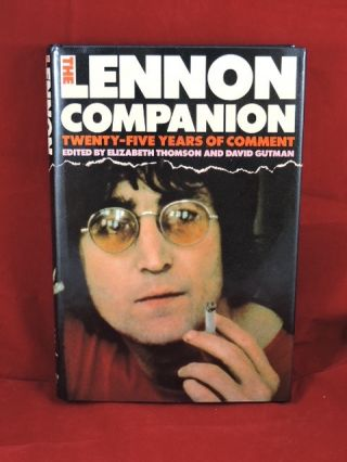 The Lennon Companion. Elizabeth Thomson