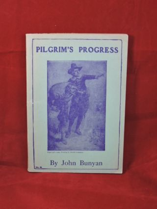 Pilgrim's Progress. John Bunyan