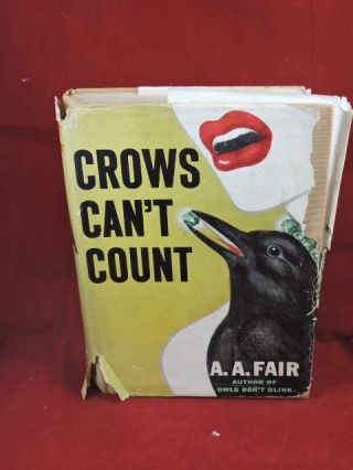 Crows Can't Count. Erle Stanley as Fair Gardner, A. A