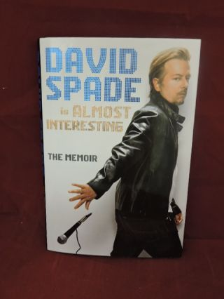 David Spade is Almost Interesting. David Spade