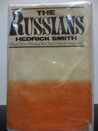 The Russians. Hedrick Smith